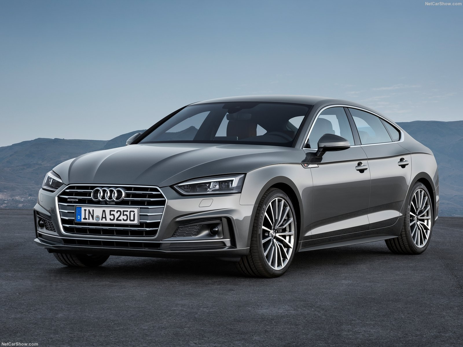 Audi A5 Sportback II Wallpapers