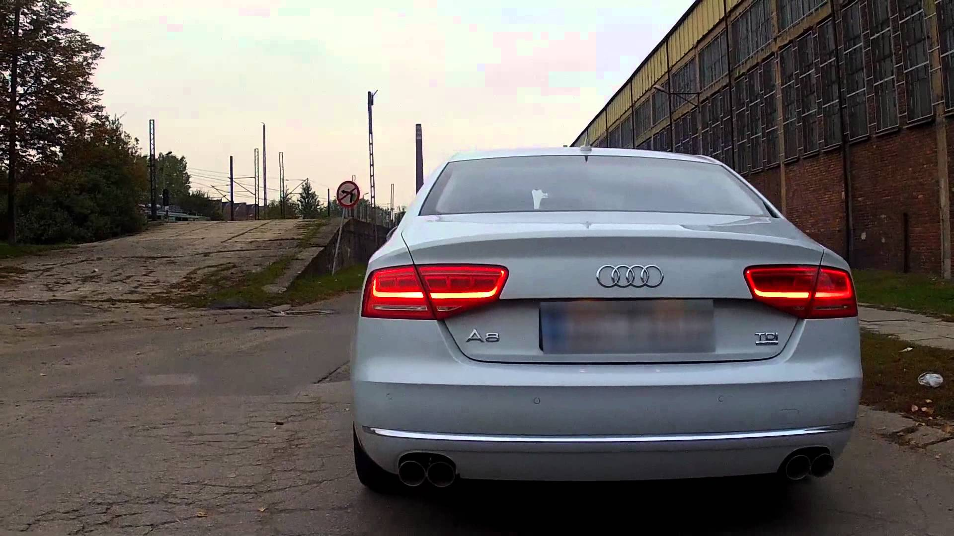 Audi A8 (D5) Wallpapers