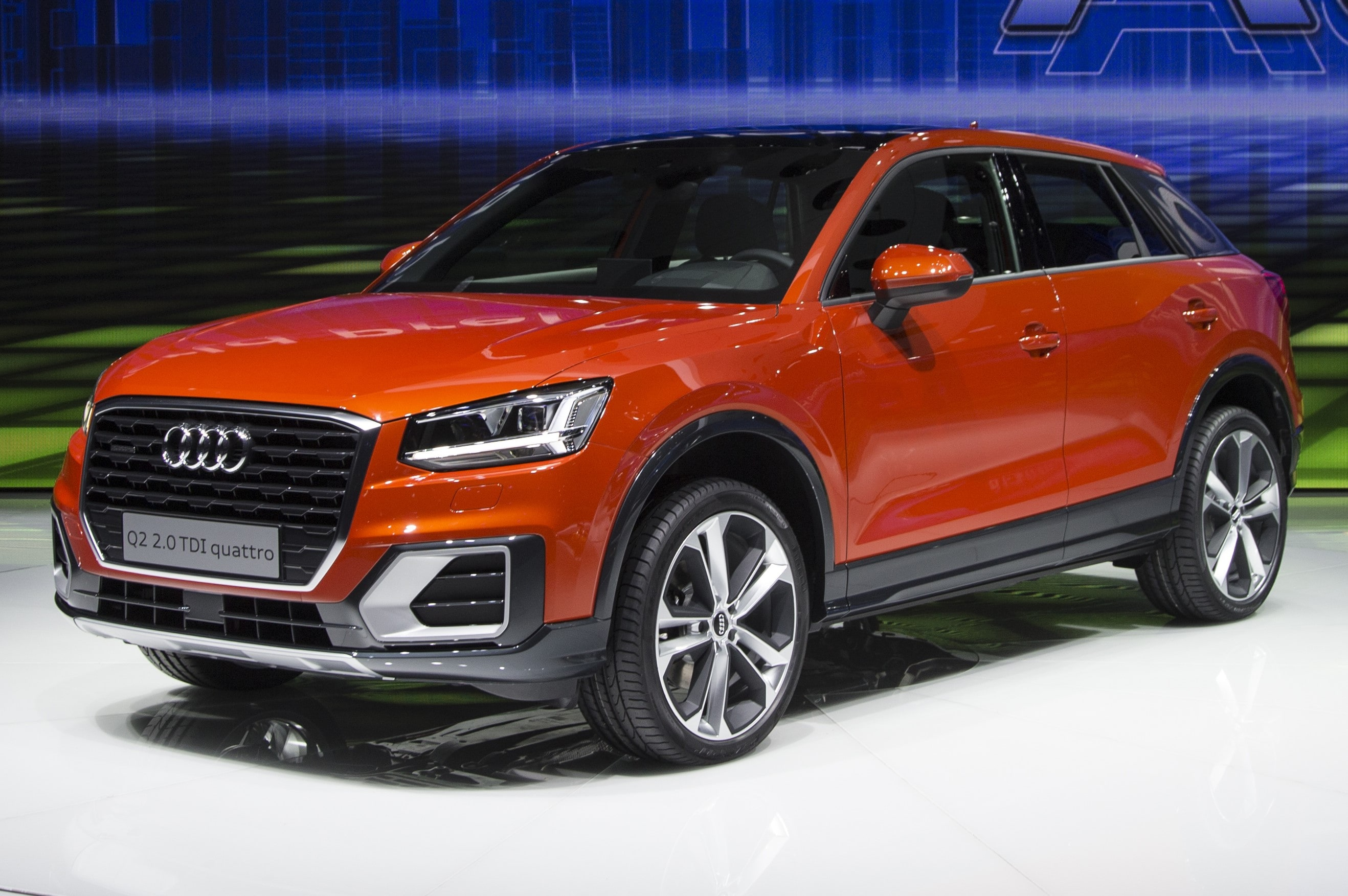 Audi Q2 Wallpapers