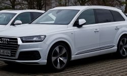Audi Q5 II Wallpapers