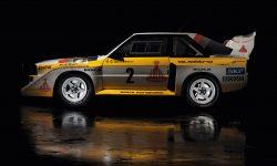 Audi Sport Quattro S1 Wallpapers