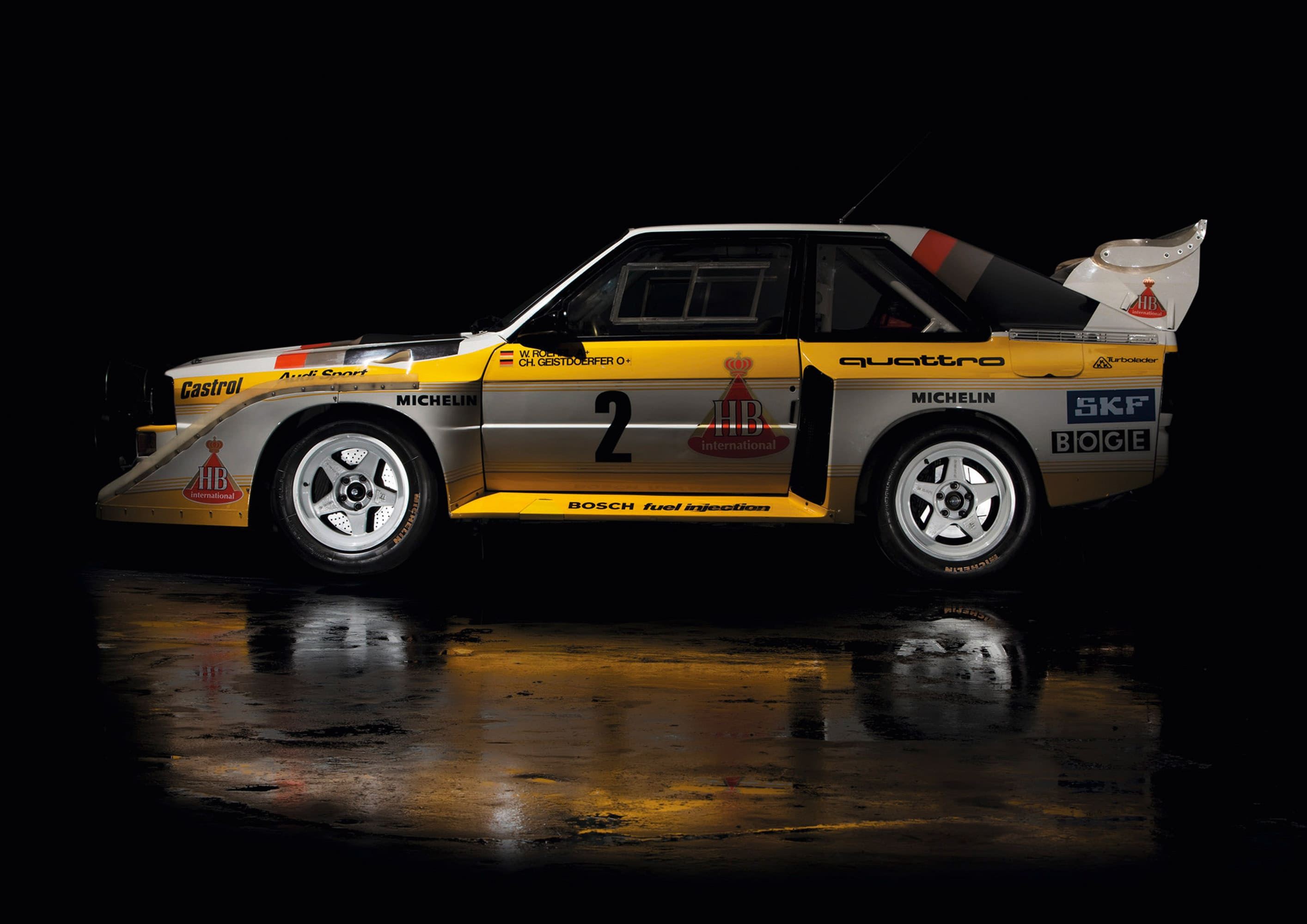 Audi Sport Quattro S1 Wallpapers