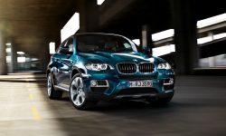 BMW X6 background