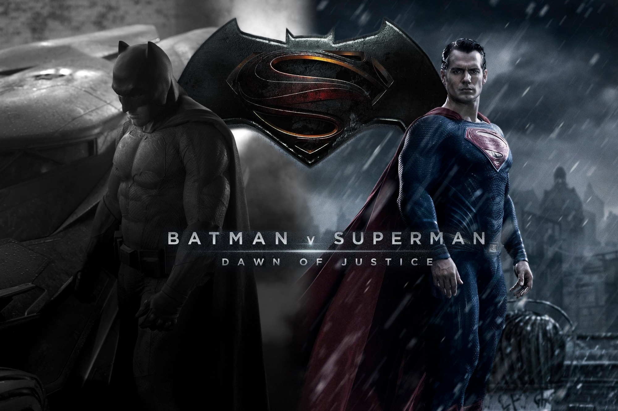 Batman Vs Superman Dawn Of Justice Wallpapers