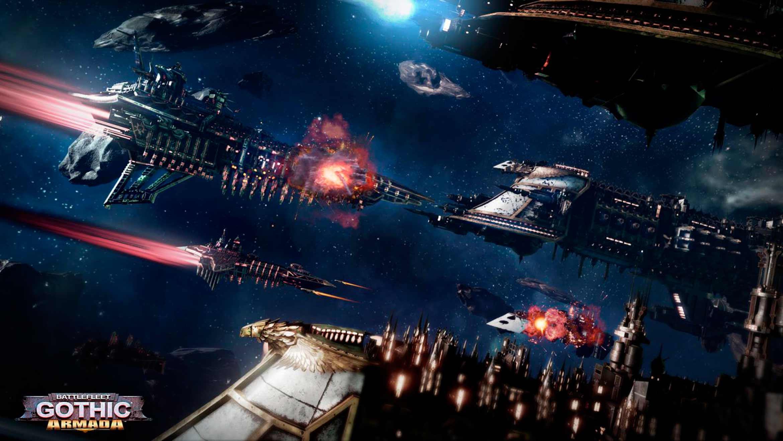Battlefleet Gothic: Armada Wallpapers