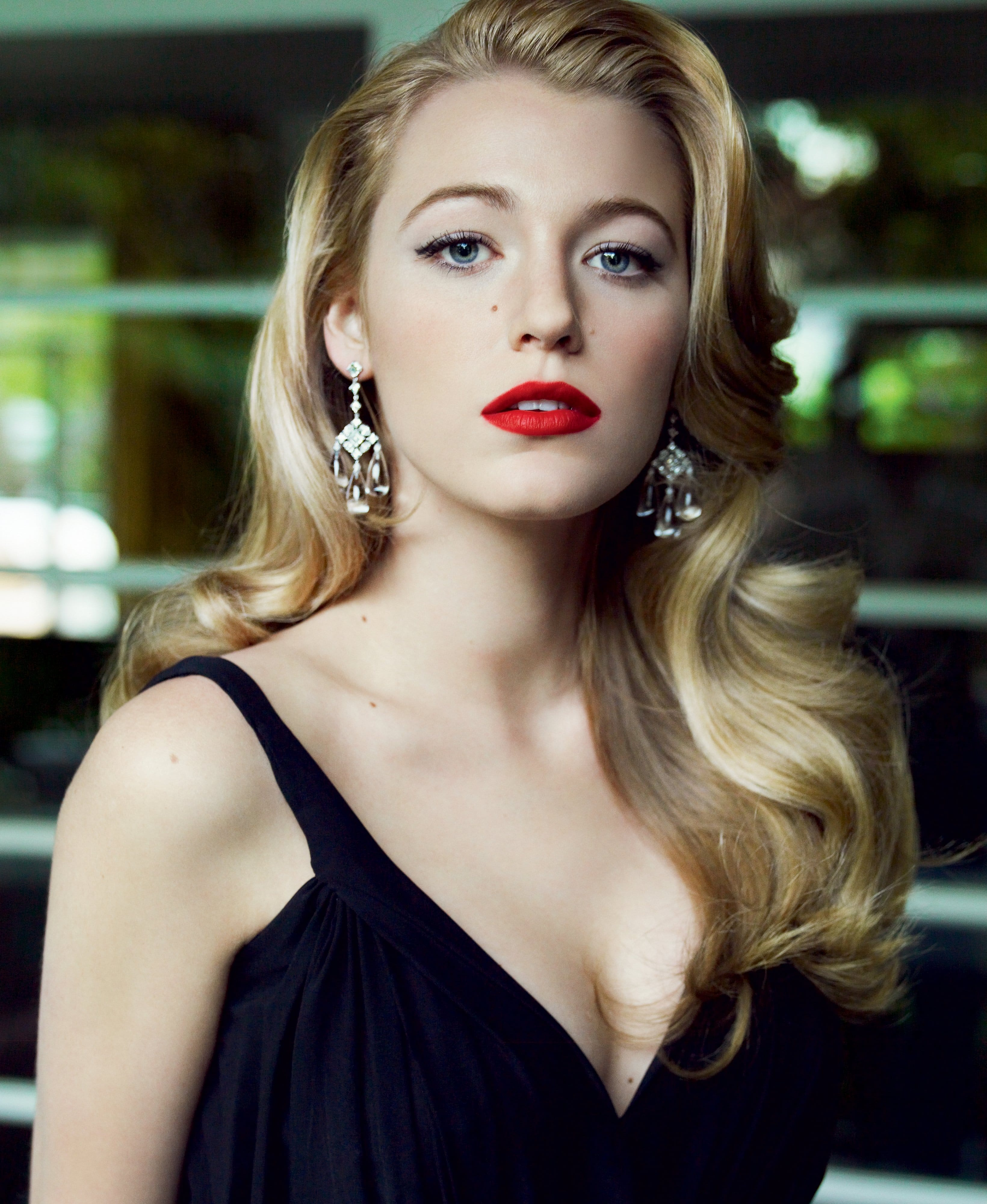 Blake Lively Hd Wallpapers 7wallpapers Net