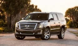 Cadillac Escalade 4 Wallpapers