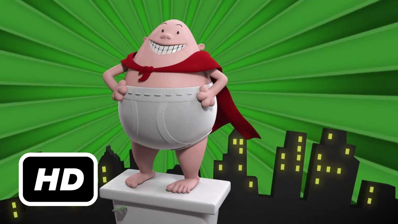 Captain Underpants Wallpapers