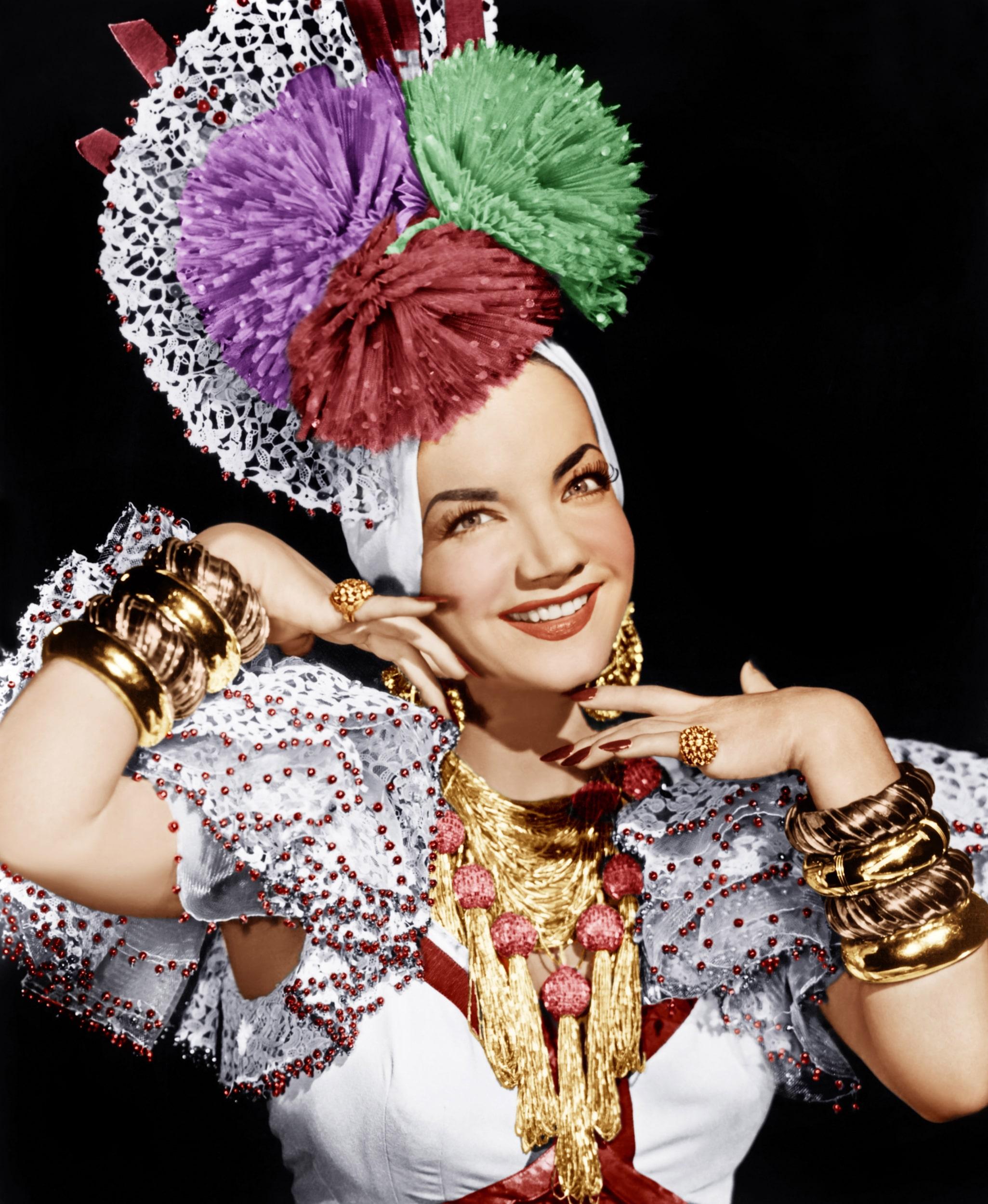 Carmen Miranda Wallpapers