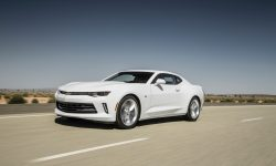 Chevrolet Camaro 6 Wallpapers