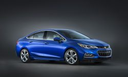 Chevrolet Cruze 2 Wallpapers