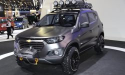 Chevrolet Niva 2 Wallpapers