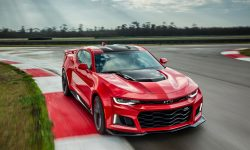 Chevy Camaro ZL1 Wallpapers