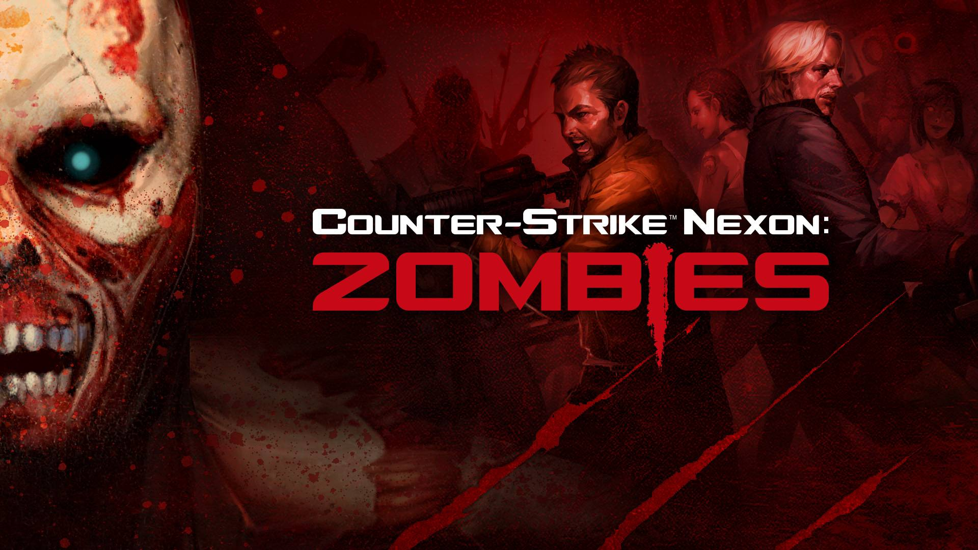Counter-Strike Nexon: Zombies Wallpapers