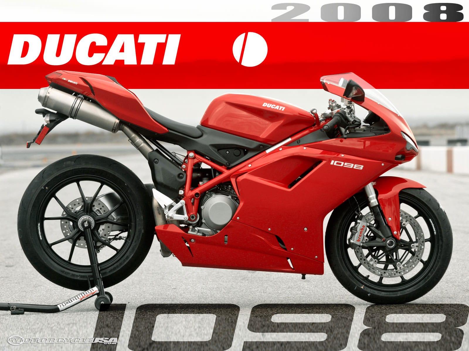 Ducati 1098 Hd Wallpapers 7wallpapersnet