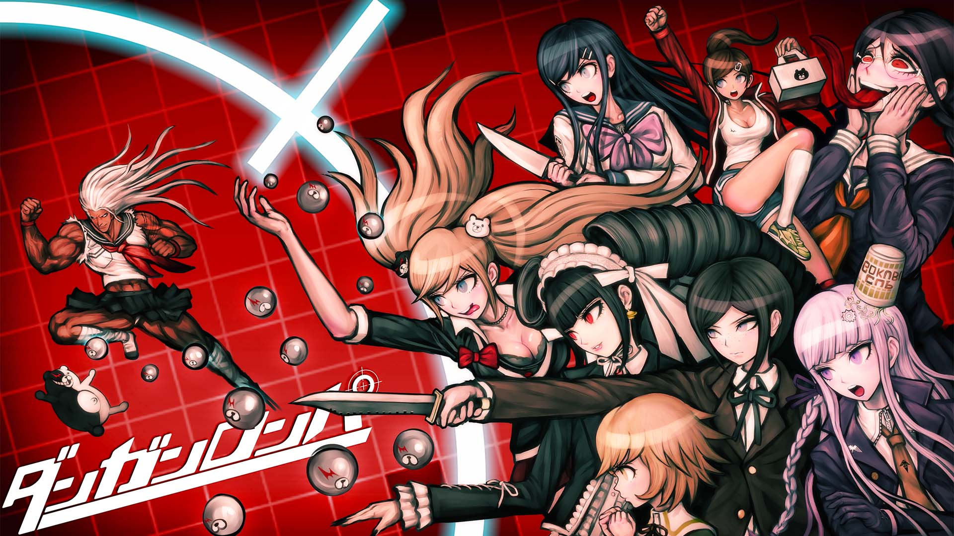 Danganronpa: Trigger Happy Havoc Wallpapers