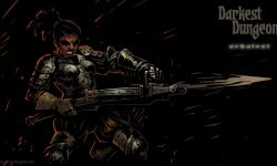 Darkest Dungeon: Arbalest Wallpapers