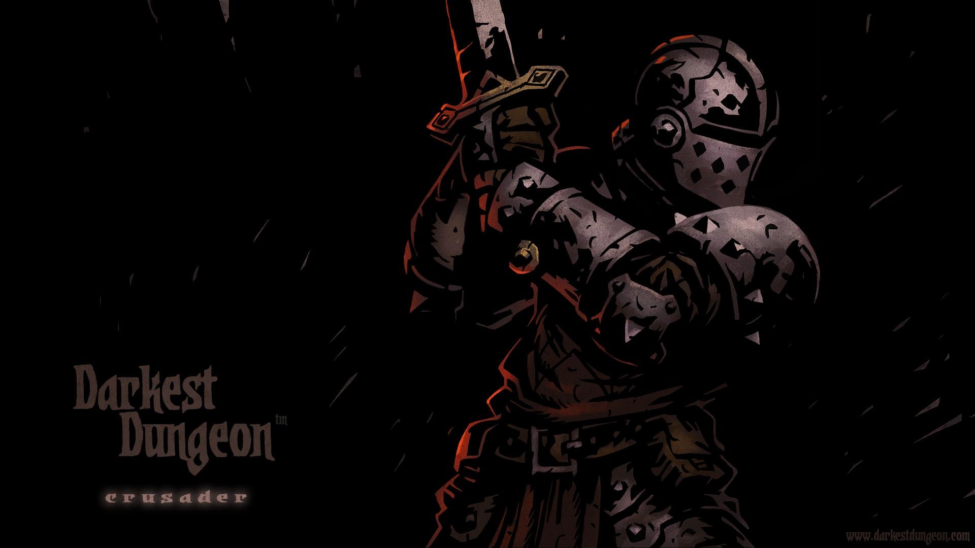 Darkest Dungeon: Crusader Wallpapers