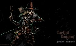 Darkest Dungeon: Grave Robber Wallpapers