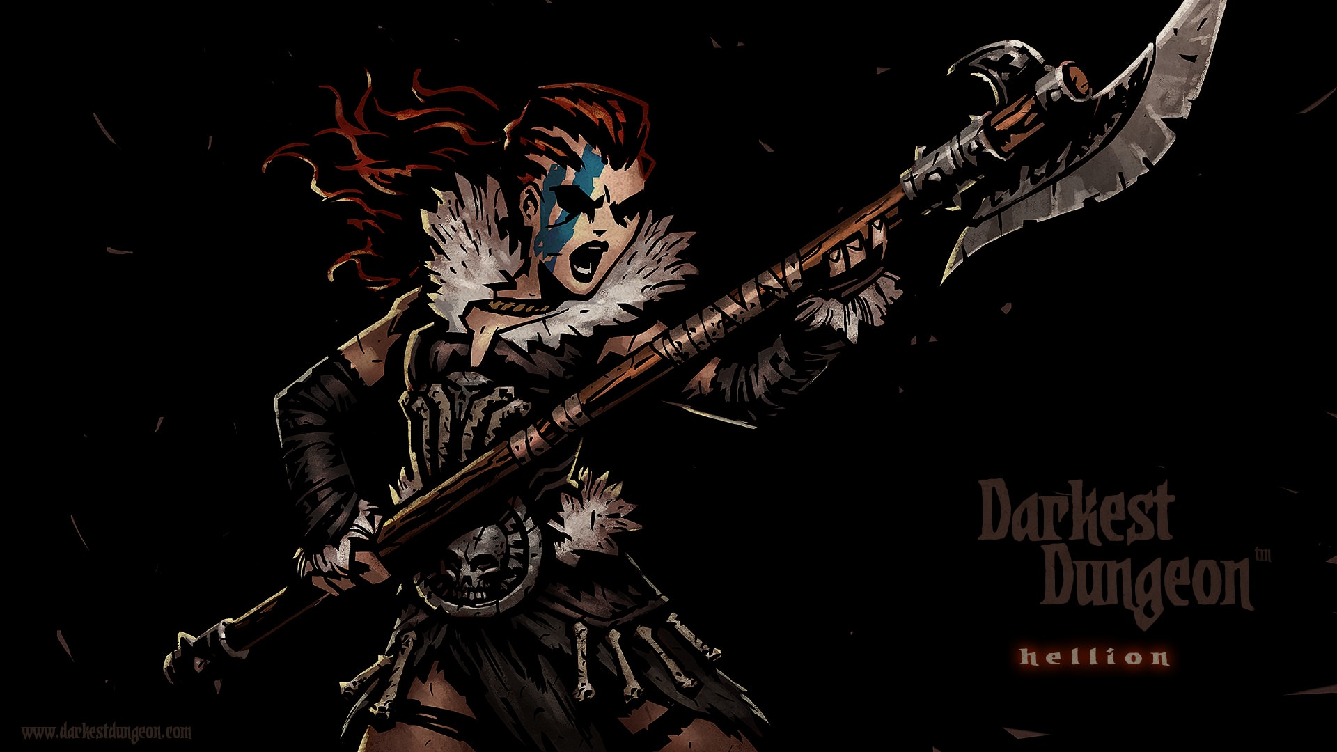 Darkest Dungeon: Hellion Wallpapers