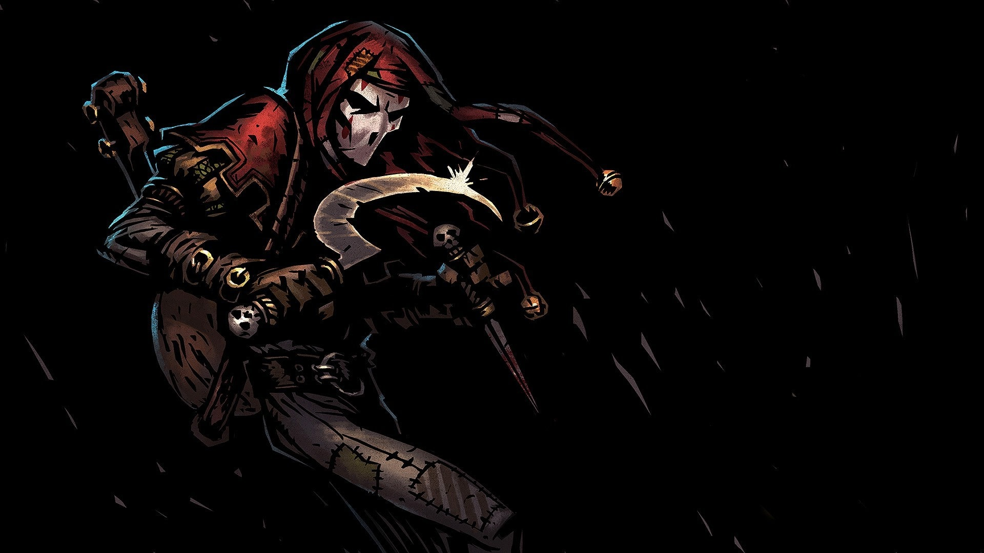 Darkest Dungeon: Jester Wallpapers