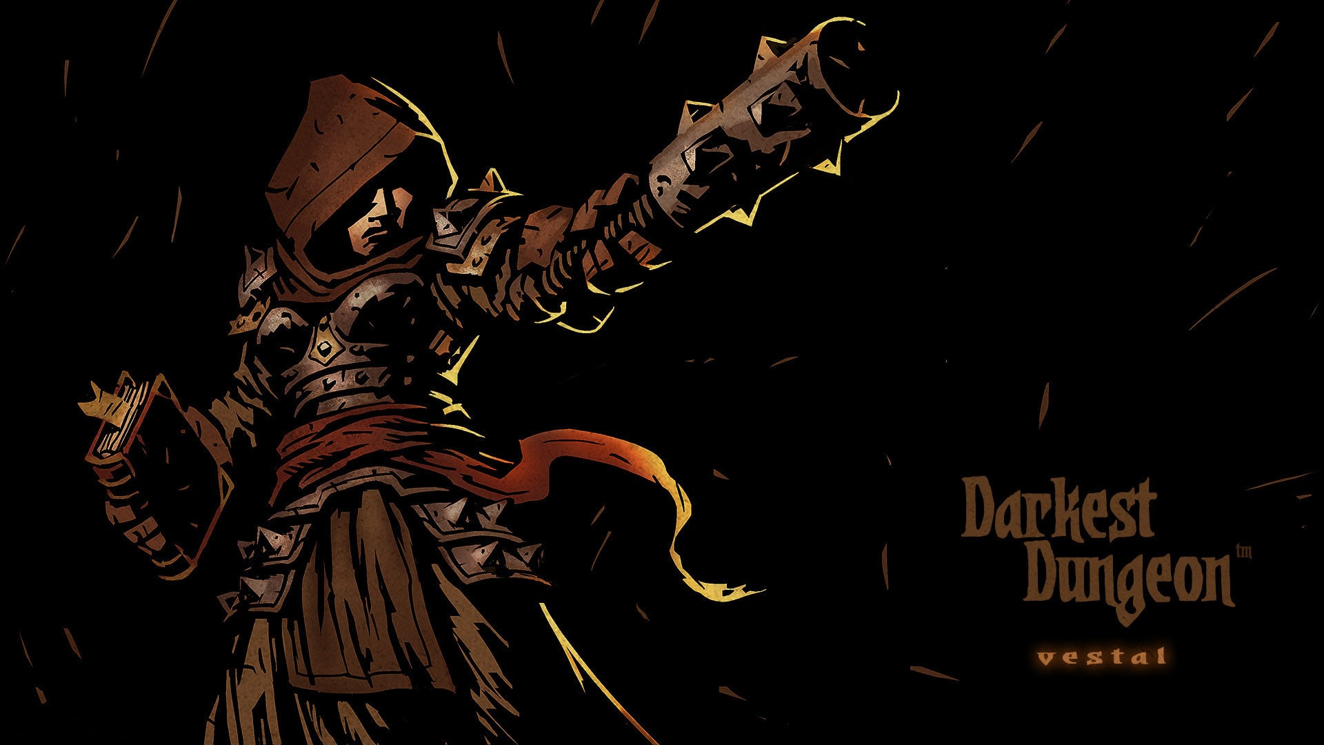 Darkest Dungeon: Vestal Wallpapers