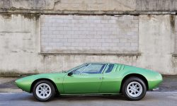 De Tomaso Mangusta Wallpapers