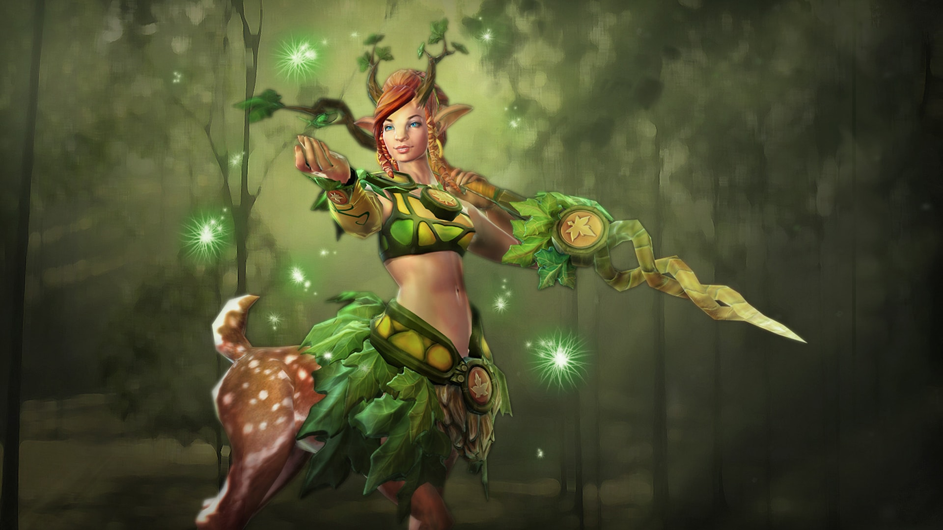Dota 2 : Enchantress Wallpapers