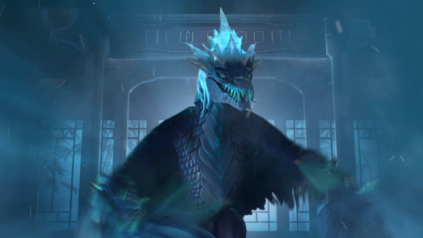 Dota 2 : Winter Wyvern Wallpapers