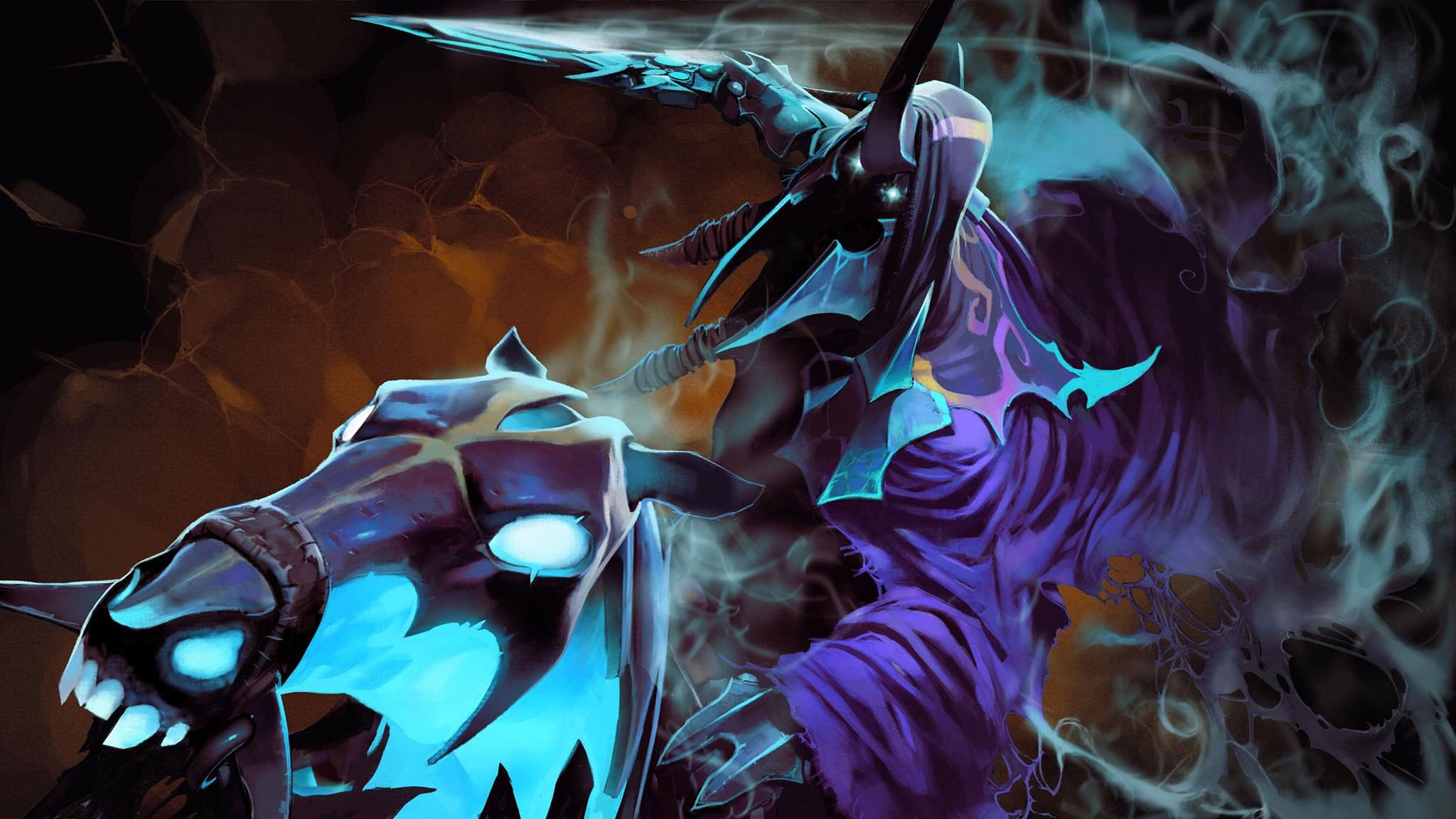 Dota2 : Abaddon Wallpapers