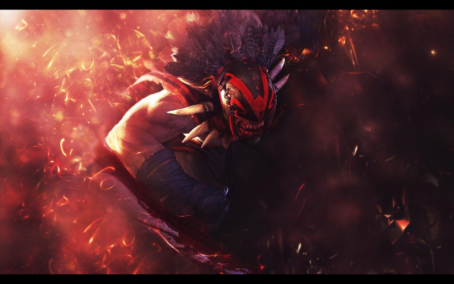 Dota2 : Bloodseeker Wallpapers