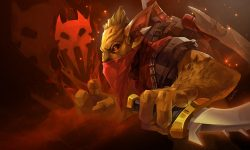 Dota2 : Bounty Hunter Wallpapers