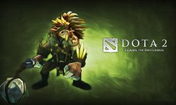 Dota2 : Bristleback Wallpapers