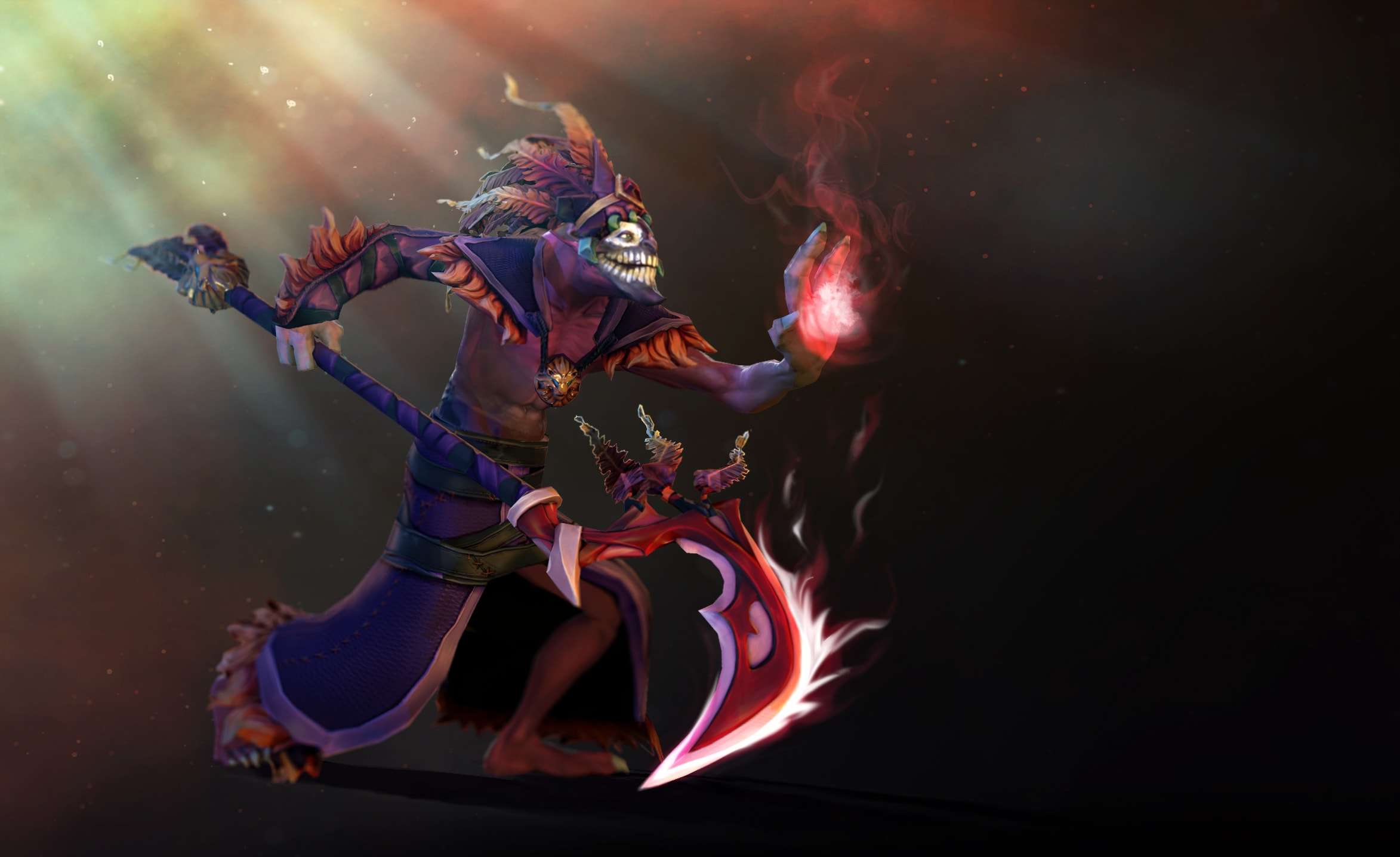 Dota2 : Dazzle Wallpapers