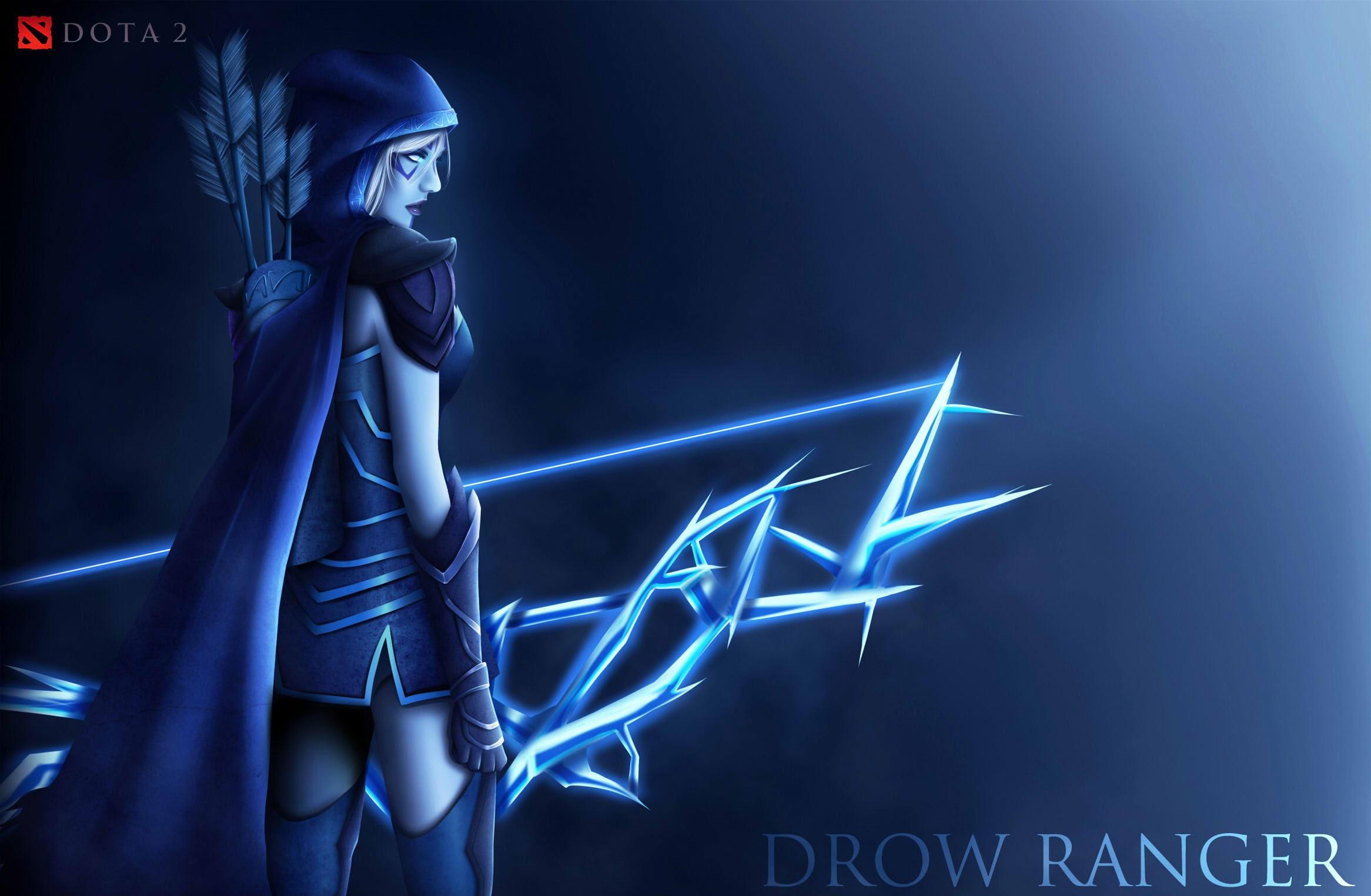 Dota2 : Drow Ranger Wallpapers