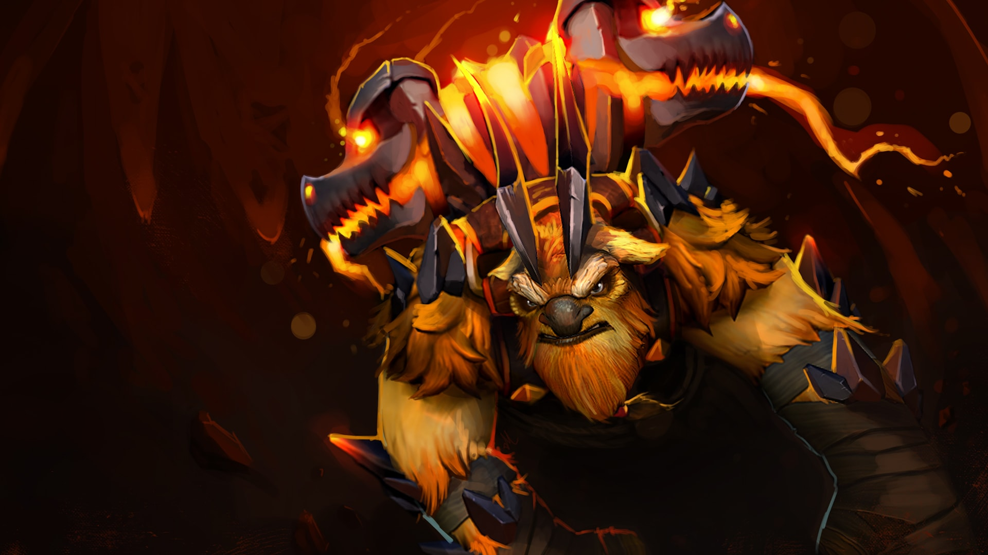 Dota2 : Earthshaker Wallpapers