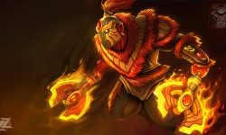 Dota2 : Ember Spirit Wallpapers