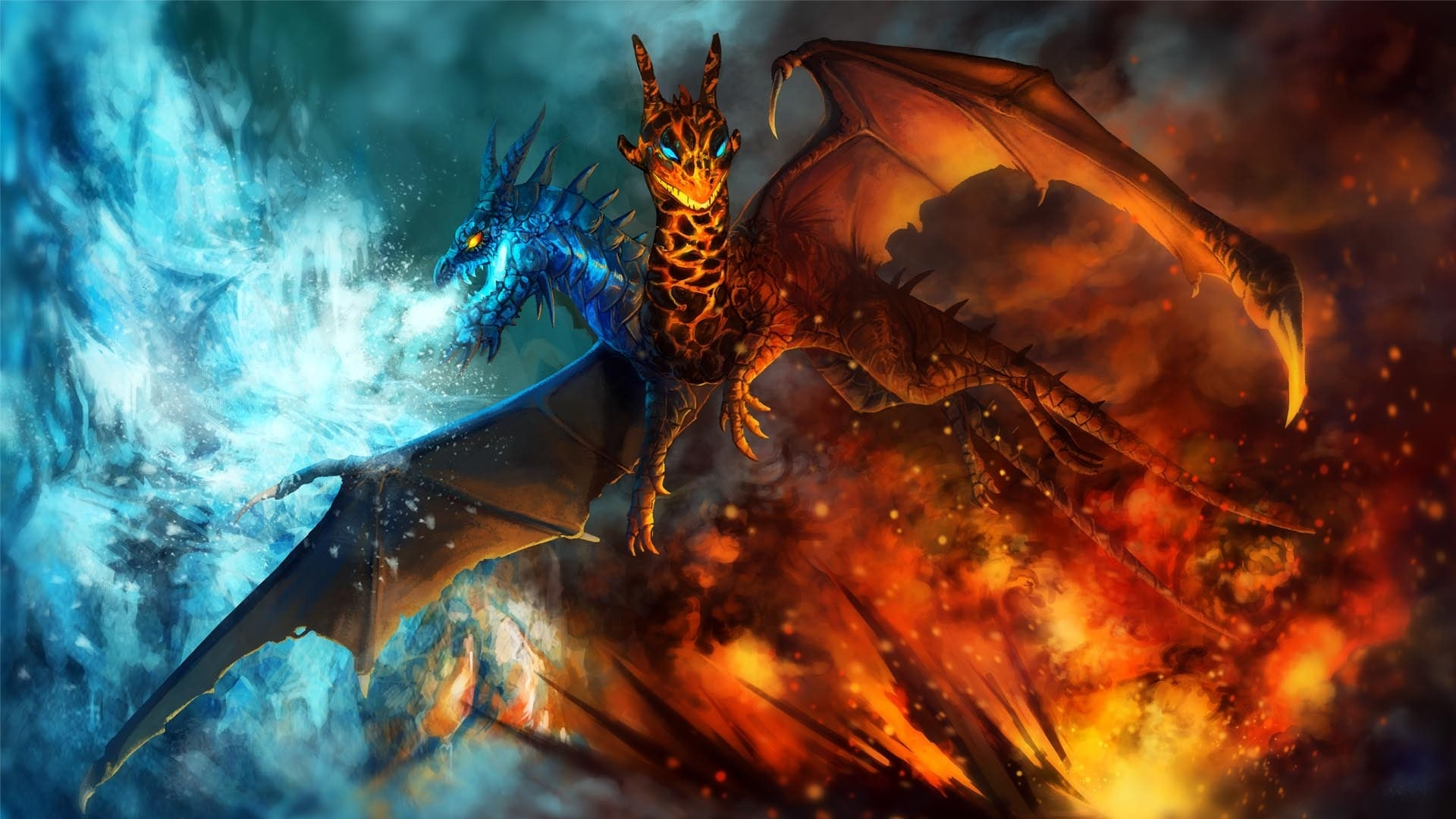 Dota2 : Jakiro Wallpapers