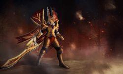 Dota2 : Legion Commander Wallpapers