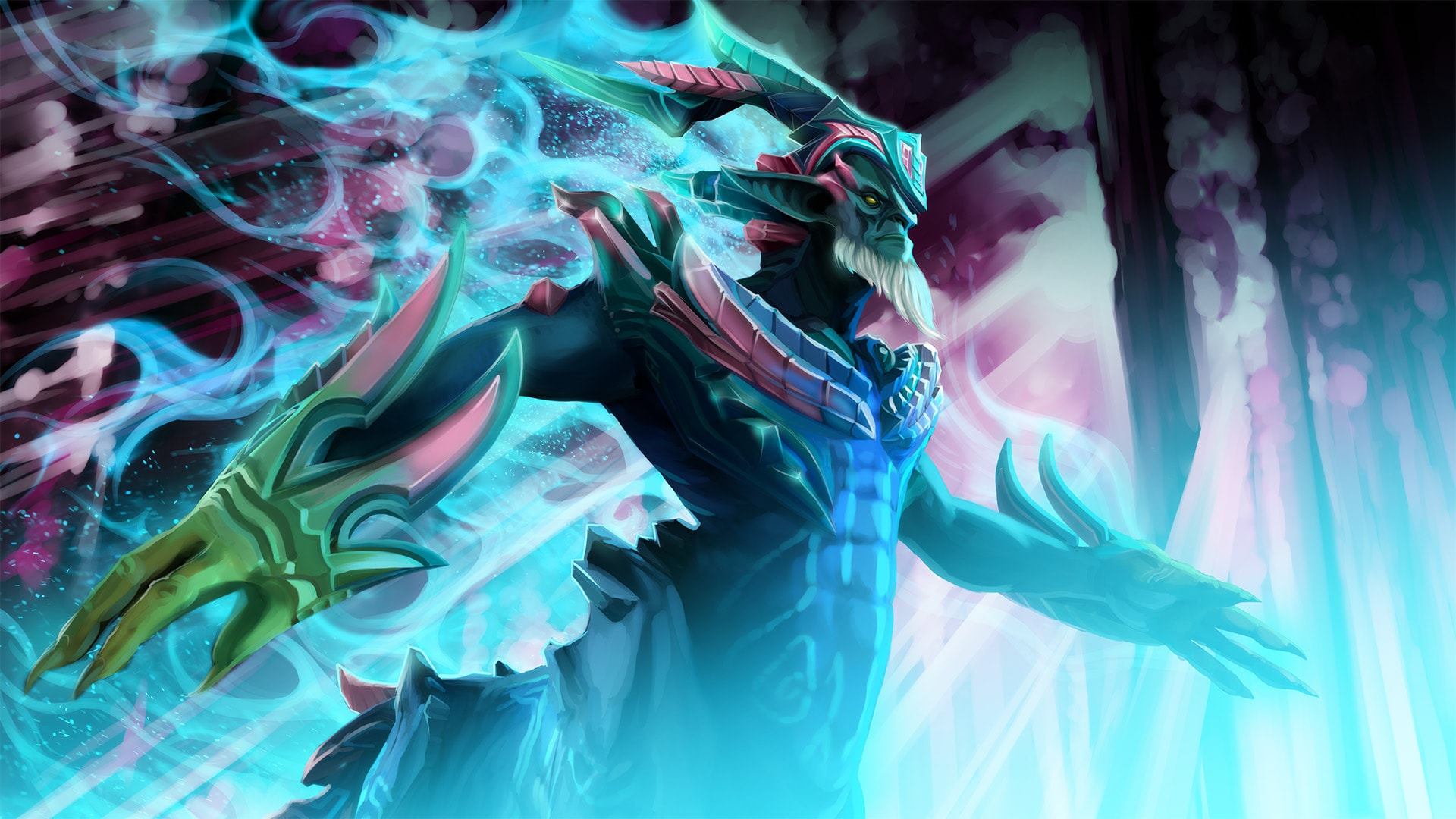 Dota2 : Leshrac Wallpapers