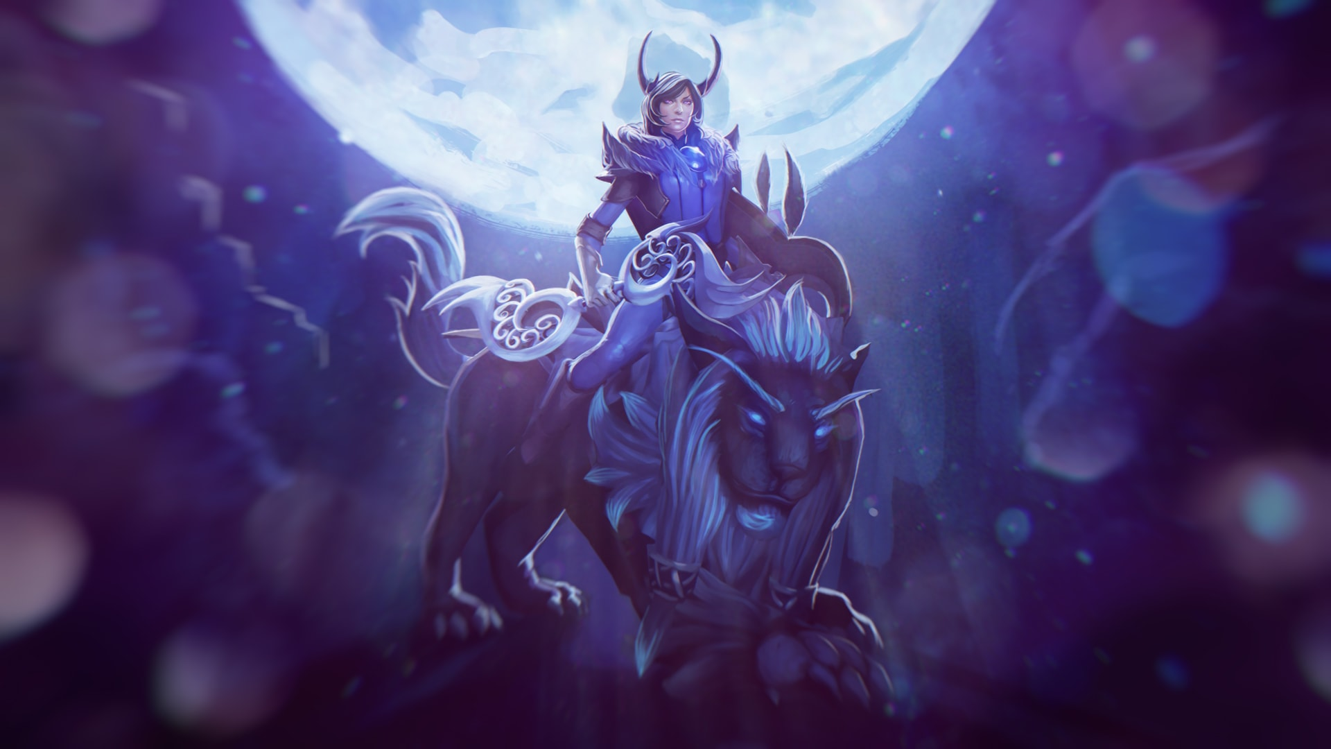 Dota2 : Luna Wallpapers