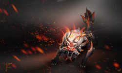 Dota2 : Lycan Wallpapers