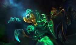 Dota2 : Necrophos Wallpapers