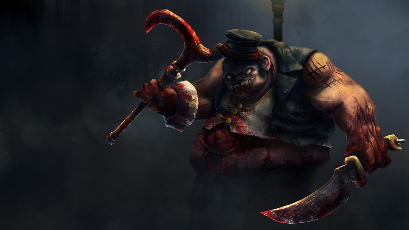 Dota2 : Pudge Wallpapers