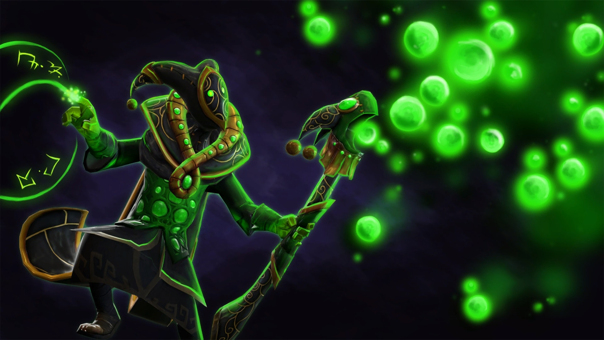 Dota2 : Rubick Wallpapers