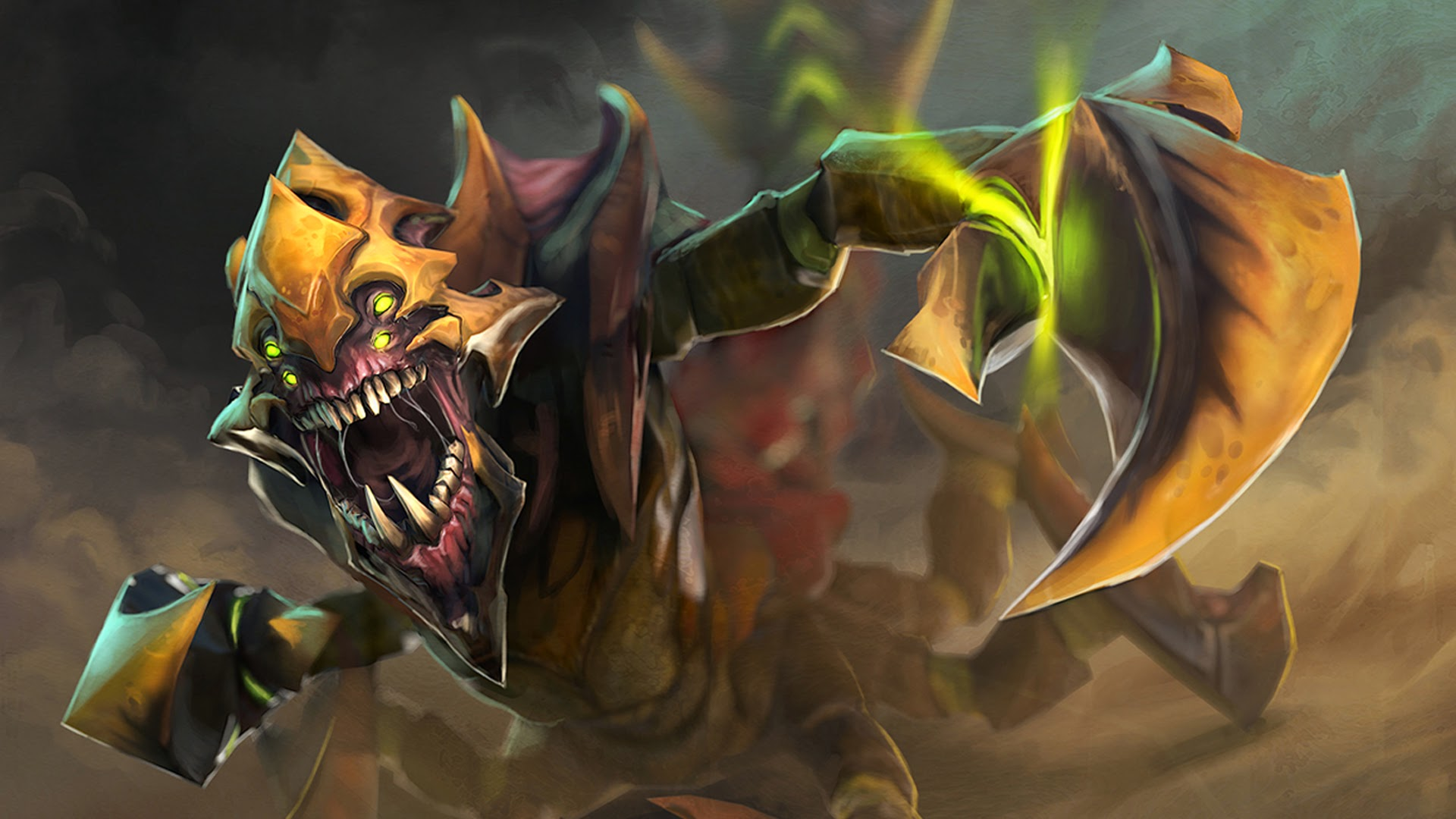 Dota2 : Sand King Wallpapers