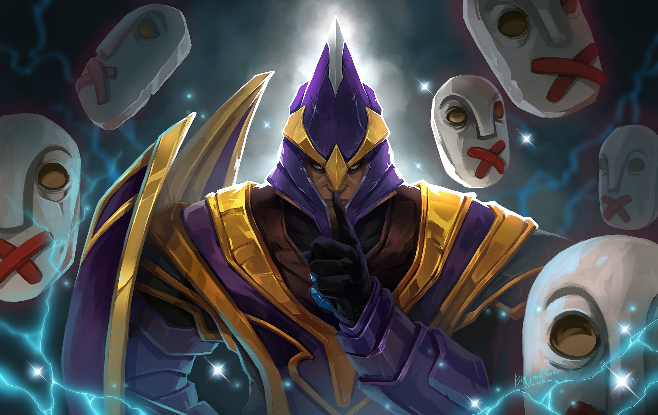 Dota2 : Silencer Wallpapers