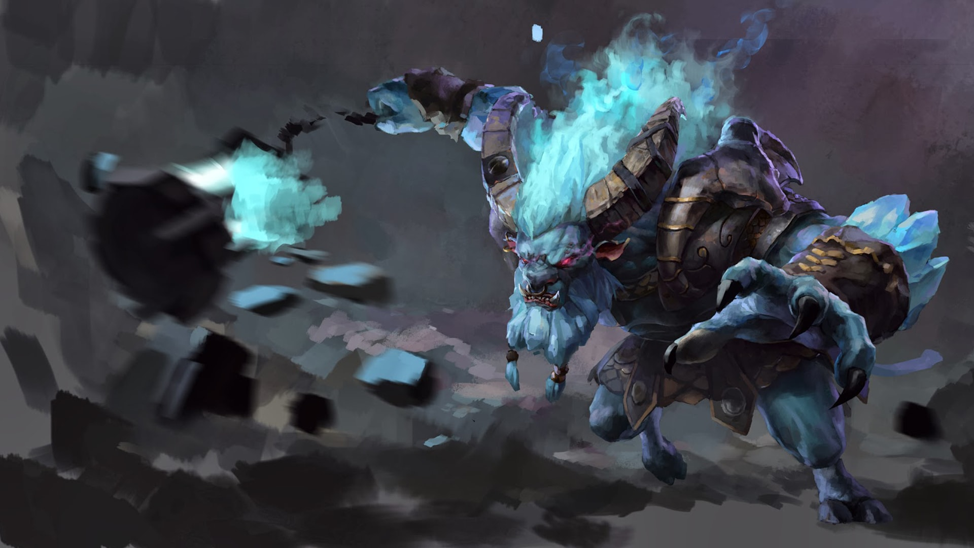 Dota2 : Spirit Breaker Wallpapers