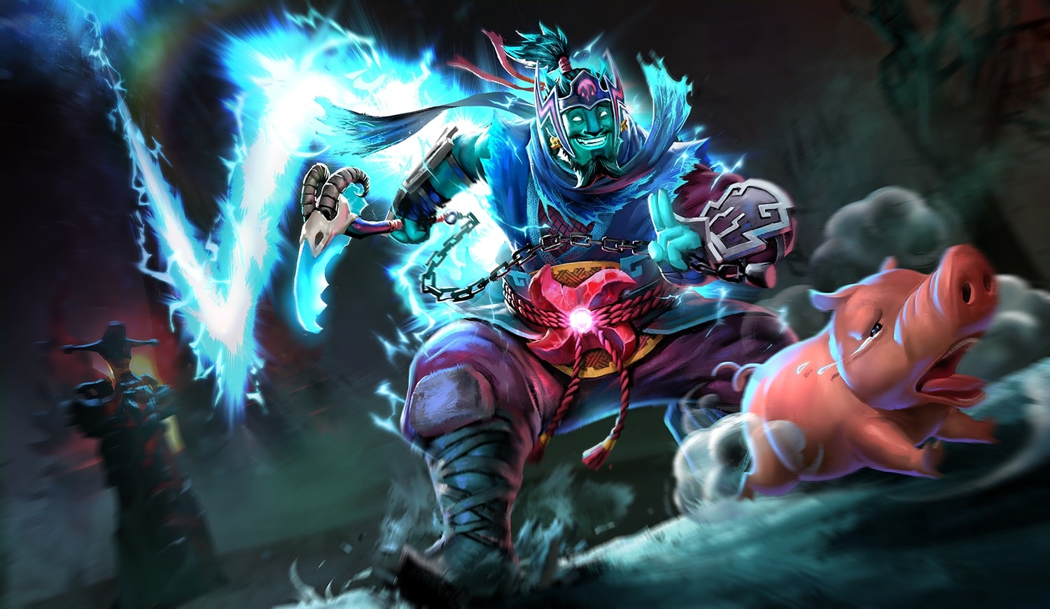 Dota2 : Storm Spirit Wallpapers