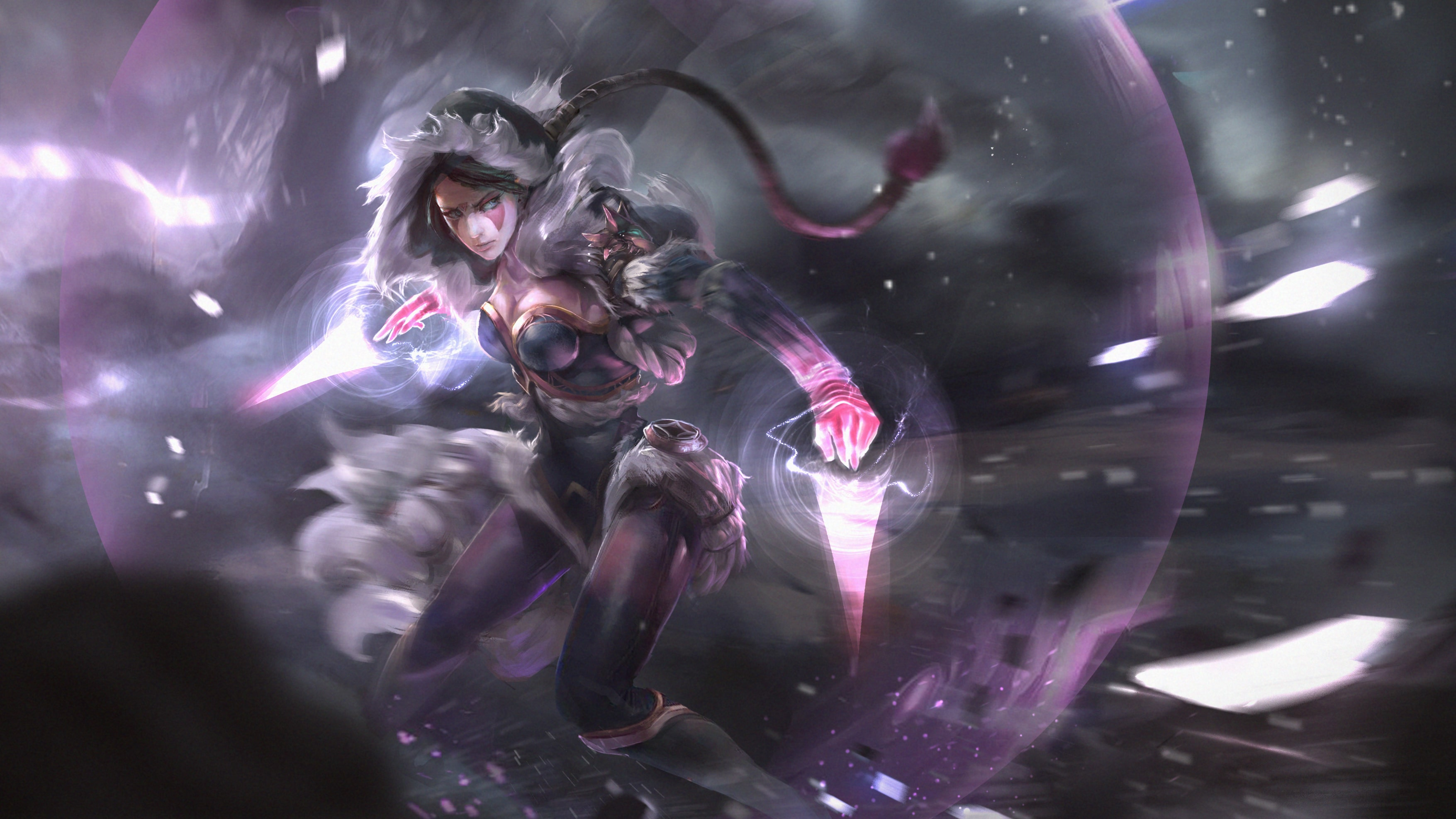 Dota2 : Templar Assassin Wallpapers